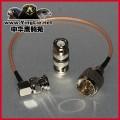 自制鹰猎追踪器/433无线电测向信标发射头/bnc SL16转接头/进口线